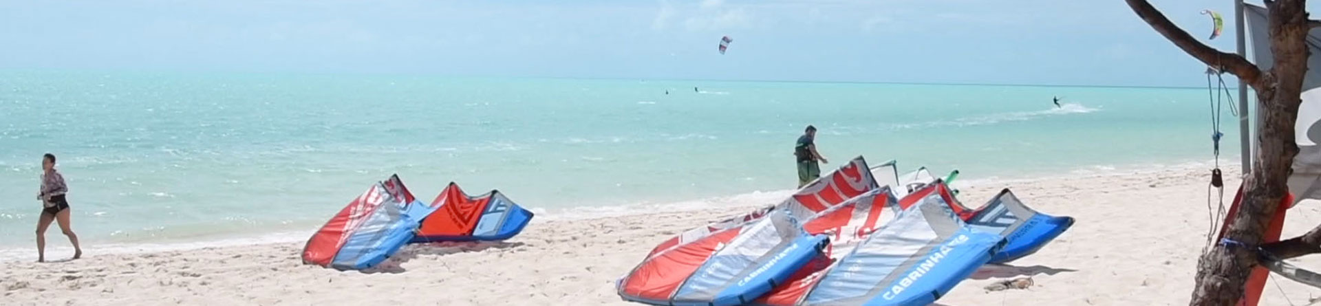 La maison Bleu Kiteboarding turquoise - Turks and Caicos Rental